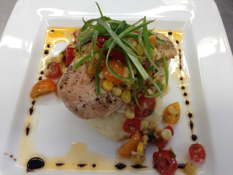chicken-with-charred-corn-salsa-gourmet-wedding-menu-catering-in-gloucester-a-catered-affair-by-tim-mcrae-2